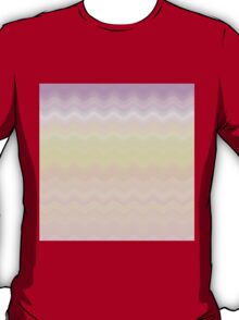 Summer Wave-Stripes T-Shirt