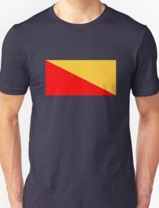 Flag of Palermo Unisex T-Shirt