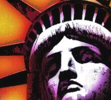 STATUE OF LIBERTY-4 Sticker