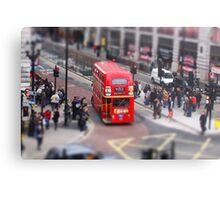 Toy Town London 2 Metal Print