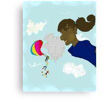 Balloon Canvas Print