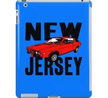 NEW JERSEY-3 iPad Case/Skin