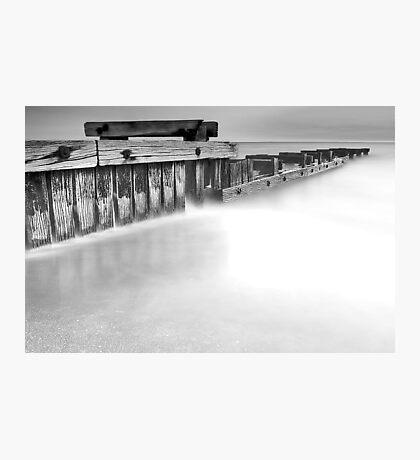 Dusk at Mentone Pier #2 Photographic Print