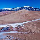 Sand Dune Cafe Mocha by Gary Lengyel