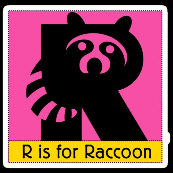 Raccoon by Zehda