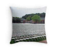 Before Graduation Throw Pillow