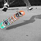 Skater by Marlene Hielema