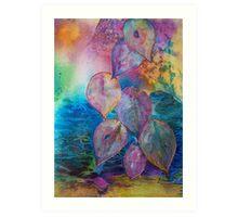 Meditative Bliss Art Print