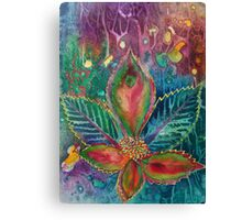 Bindhi- Third Eye Canvas Print