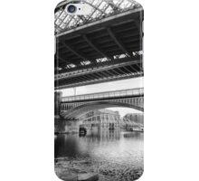 Four Bridges of Castlefield, Manchester iPhone Case/Skin