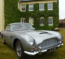 Aston Martin DB6 by Vicki Spindler (VHS Photography)