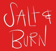 Supernatural - Salt and Burn by darlingvader