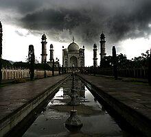 Little Taj by Adam Webster