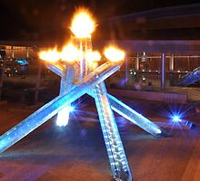 Olympic Flame by jackdouglas