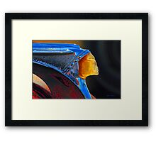 Indian Pontiac Framed Print