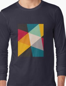Triangles (2012) Long Sleeve T-Shirt