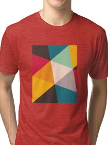 Triangles (2012) Tri-blend T-Shirt