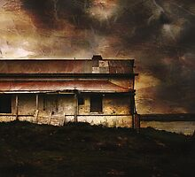 Storm Cottage by Jan Pudney