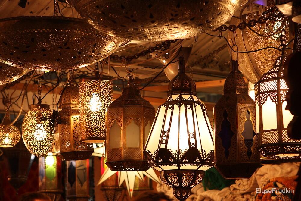 Moroccan Fantasy by ElyseFradkin