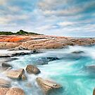 Binalong Bay, Tasmania by Alex Wise