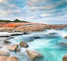 Binalong Bay, Tasmania by Alex Wise