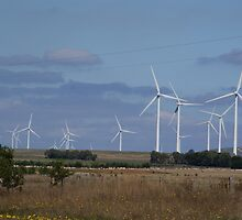 WIND POWER OF THE FUTURE by pitspics