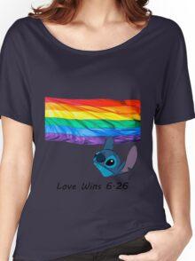6.26 Love Wins Women's Relaxed Fit T-Shirt