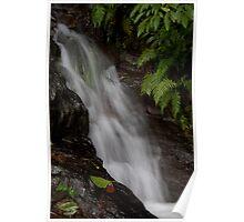 Little Falls, Far North Queensland Poster