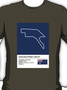 Adelaide Street Circuit T-Shirt