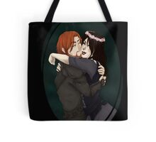 TES: Brynjolf and his little Protege Tote Bag