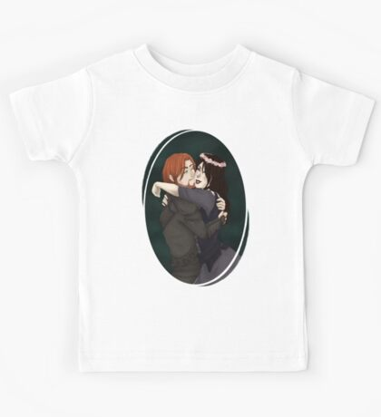 TES: Brynjolf and his little Protege Kids Tee
