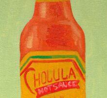 Cholula Sticker
