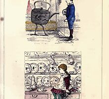 The Little Folks Painting book by George Weatherly and Kate Greenaway 0065 by wetdryvac