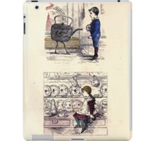 The Little Folks Painting book by George Weatherly and Kate Greenaway 0065 iPad Case/Skin