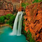 Havasu falls  by Tomas Kaspar