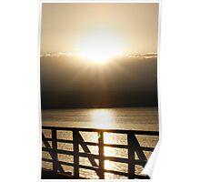 Risen sun Poster