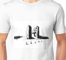 Fedderate Castle Unisex T-Shirt