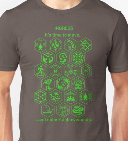 IngressGreenAchievements Unisex T-Shirt