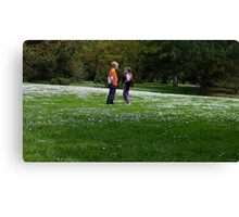 A Meeting Place Canvas Print