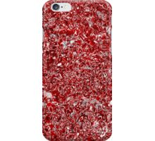 Silver in Rivers of Blood iPhone Case/Skin