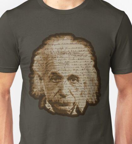 Einstein - General Theory of Relativity Unisex T-Shirt