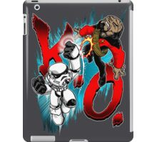 Troops VS. Trek iPad Case/Skin
