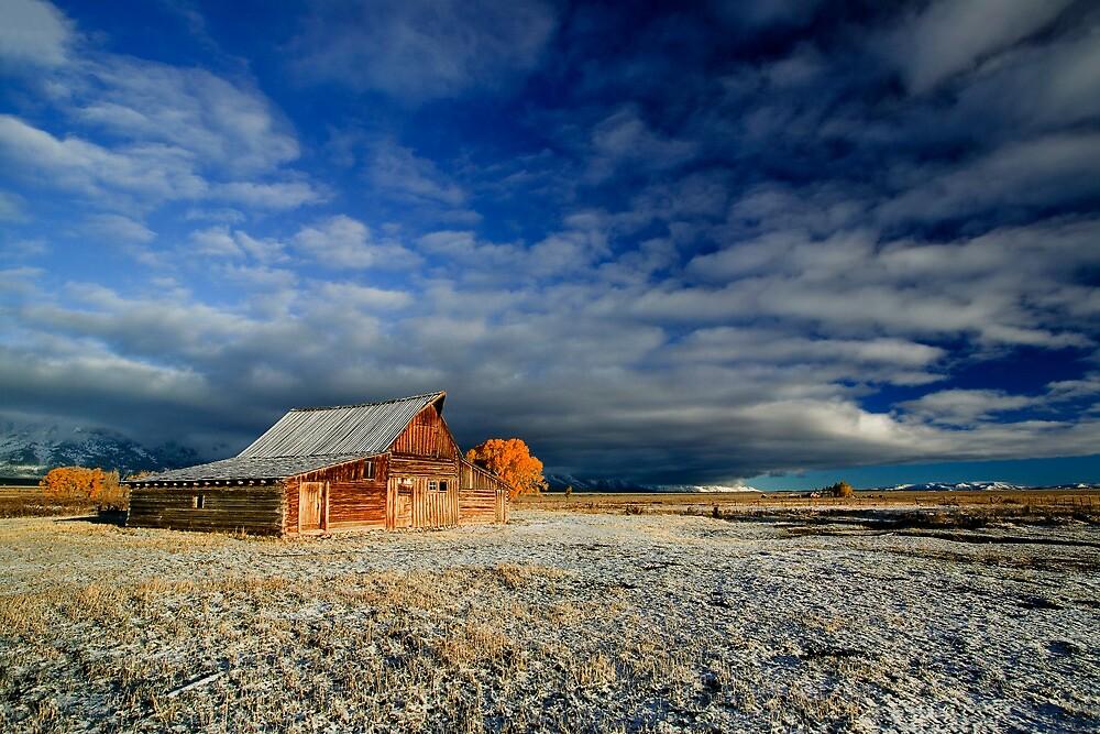 Wide Wild West by Tomas Kaspar
