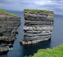 Achill Head, Ireland by Puddlejumper9