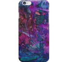 Eruption Through The Fly Trap iPhone Case/Skin