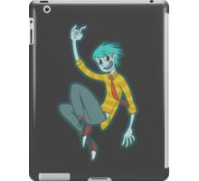 Rock Star transparent iPad Case/Skin