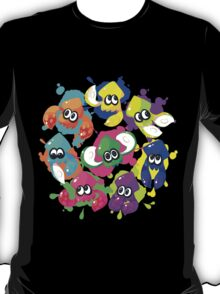 Splatoon - Inkling Squad T-Shirt