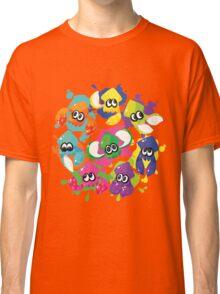 Splatoon - Inkling Squad Classic T-Shirt