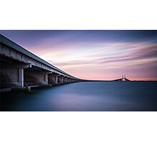 The Skyway Photographic Print