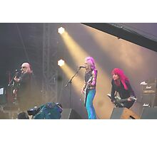 L7 at Download 2015 Photographic Print